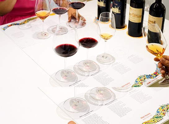 Vini Icona: tastings sicilian wines Donnafugata