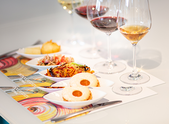 Brunch Gourmet: Verkostung sizilianischer Weine Donnafugata
