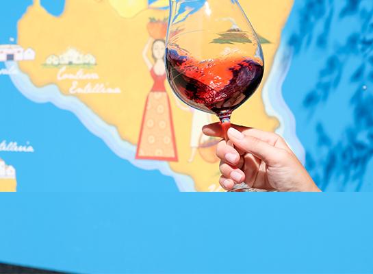 Sicilia Autoctona: Verkostung sizilianischer Weine Donnafugata